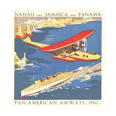 Vintage Transportation Posters