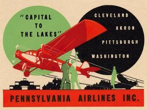 National Air and Space Museum: Pennsylvania Airlines