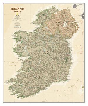 National Geographic Ireland Executive Style