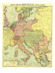 Affordable Maps of Europe Posters for sale at AllPosters.com