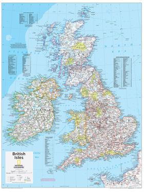 National geographic maps posters for sale at allposters 2014 british isles national geographic atlas of the world 10th edition gumiabroncs Choice Image