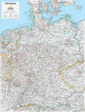 2014 Germany - National Geographic Atlas of the World, 10th Edition by National Geographic Maps