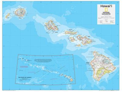2014 Hawaii - National Geographic Atlas of the World, 10th Edition by National Geographic Maps