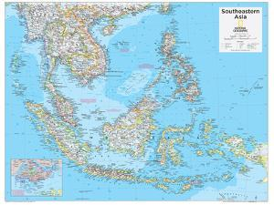 2014 southeastern asia national geographic atlas of the world 10th edition by national geographic