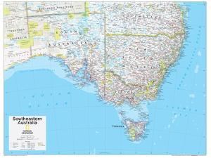 2014 Southeastern Australia - National Geographic Atlas of the World, 10th Edition by National Geographic Maps