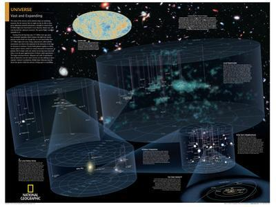 2014 Universe - National Geographic Atlas of the World, 10th Edition by National Geographic Maps