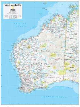 2014 West Australia - National Geographic Atlas of the World, 10th Edition by National Geographic Maps