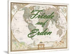 Friede auf Erden by National Geographic Maps