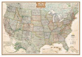 Affordable Maps of North America (Natl. Geo.) Posters for sale at ...