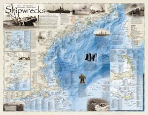 National Geographic Shipwrecks of the Northeast