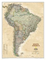 Affordable Maps of South America Posters for sale at AllPosters.com