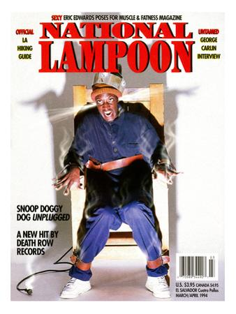 National Lampoon, March and April 1994 - A New Hit By Death Row Records