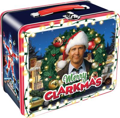 National Lampoon's Christmas Vacation Lunch Box