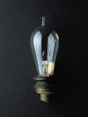 National Museum of American History - Science and Inventions: Light Bulb