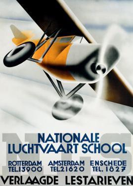 Nationale Luchtvaart School