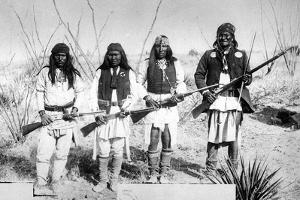 Native American, Geronimo