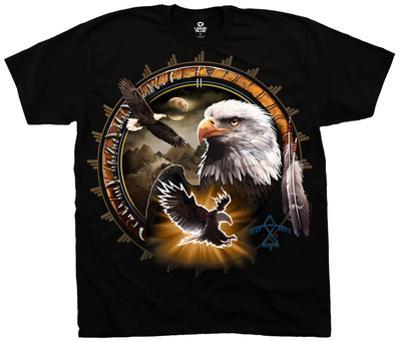 Nature- Eagle Dreamcatcher