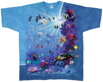 Nature-Tropical Reef
