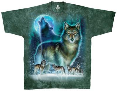 Nature-Wolf Moon