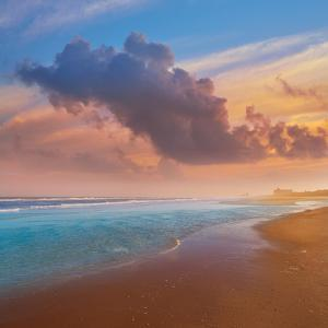 Atlantic Beach in Jacksonville East of Florida by Naturewolrd