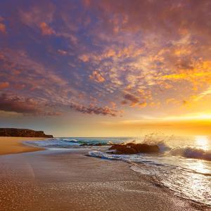 El Cotillo Castillo Beach in Fuerteventura at Canary Islands of Spain by Naturewolrd