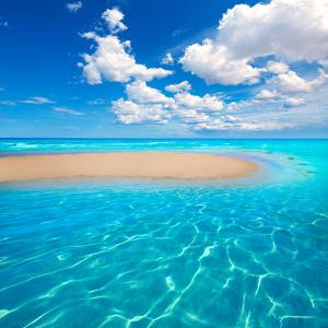 Fuerteventura Jandia Beach Sotavento at Canary Islands of Spain by Naturewolrd