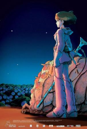Nausicaä of the Valley of the Winds - Russian Style