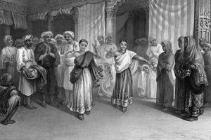 Nautch Girls, India