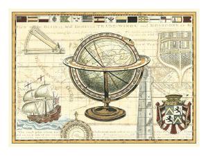 Nautical Map II