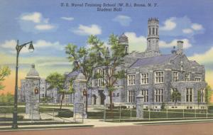 Naval Training School, Bronx, New York