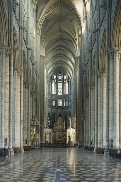 Nave, Cathedral of Notre-Dame