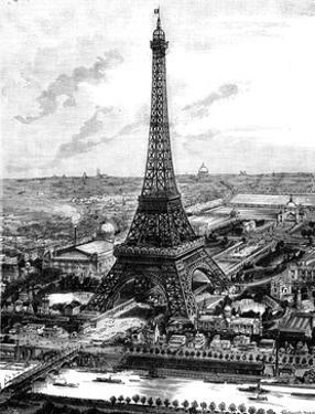Paris, France - La Tour Eiffel by Navellier Marie