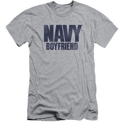Navy - Boyfriend (slim fit)