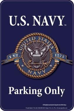 Navy Parking
