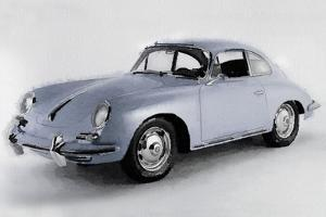 1964 Porsche 356B Watercolor by NaxArt