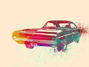 1967 Dodge Charger 1 by NaxArt