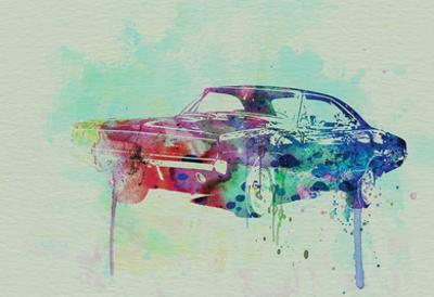 1967 Dodge Charger 2 by NaxArt