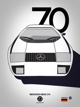 1970 Mercedes-Benz C111 by NaxArt