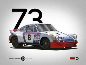 1973 Porsche Targa Florio by NaxArt
