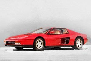 1983 Ferrari 512 Testarossa by NaxArt