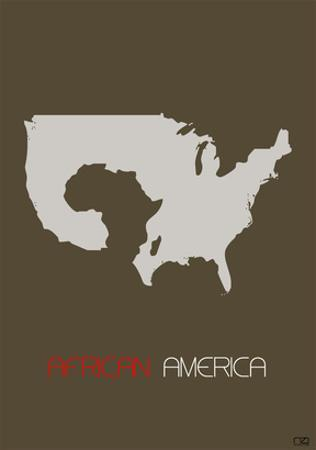 African America by NaxArt