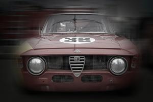 Alfa Romeo GTV Laguna Seca by NaxArt