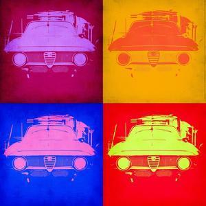 Alfa Romeo Pop Art 2 by NaxArt