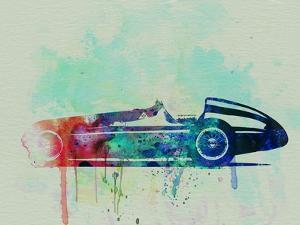 Alfa Romeo Tipo Watercolor by NaxArt