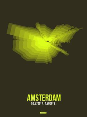 Amsterdam Radiant Map 5 by NaxArt