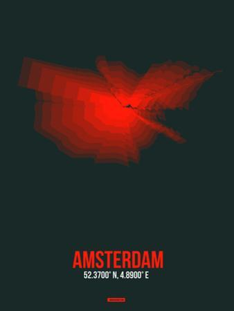 Amsterdam Radiant Map 6 by NaxArt