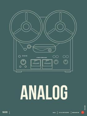 Analog Poster by NaxArt