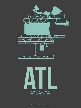 Atl Atlanta Poster 2 by NaxArt