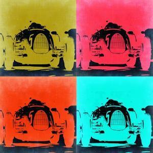 Audi Autounion Pop Art 2 by NaxArt