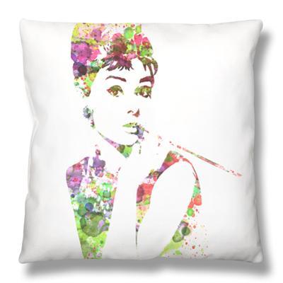 Audrey Hepburn 2 by NaxArt